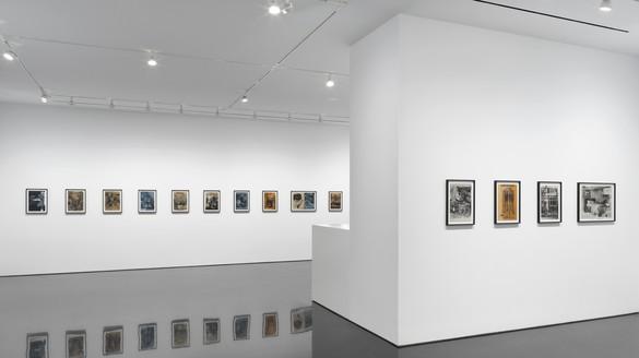 Installation view Artwork © Tatiana Trouvé. Photo: Rob McKeever
