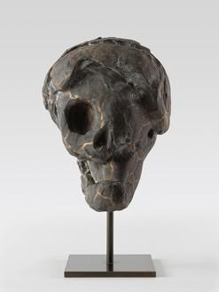 Thomas Houseago, Rock Demon III (Ocean Gift), 2021 Bronze, 15 ⅞ × 8 ¾ × 7 ⅞ inches (40.3 × 22.2 × 20 cm), edition 1/3 + 2 AP© Thomas Houseago. Photo: Stefan Altenburger