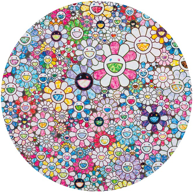 Hong Kong Takashi Murakami Change the Rule!