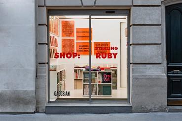 Gagosian Shop, Paris
