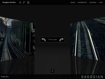 Gagosian App for iPad