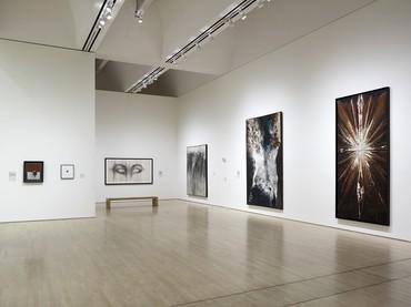 Installation view, Jay DeFeo: A Retrospective, San Francisco Museum of Modern Art, November 3, 2012–June 9, 2013. Artwork © 2020 The Jay DeFeo Foundation/Artists Rights Society (ARS), New York