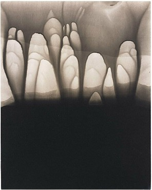 Jay DeFeo, Untitled (Salvador Dalí's Birthday Party), May 11, 1973, Whitney Museum of American Art, New York © 2020 The Jay DeFeo Foundation/Artists Rights Society (ARS), New York. Photo: Sheldan C. Collins