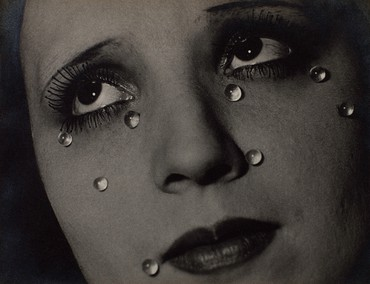 Man Ray, Glass Tears (Les Larmes), 1932