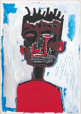 Jean-Michel Basquiat, Self Portrait, 1984 © The Estate of Jean-Michel Basquiat, Licensed by Artestar, New York