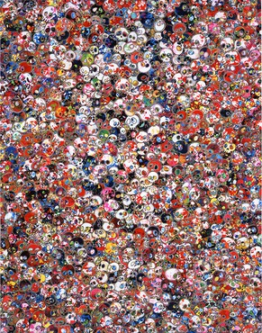 Takashi Murakami, Memories of a Passionate Life, 2015 © 2018 Takashi Murakami/Kaikai Kiki Co., Ltd. All Rights Reserved
