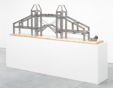 Chris Burden, Tower of London Bridge, 2003 © 2017 Chris Burden/Licensed by the Chris Burden Estate and Artists Rights Society (ARS), New York