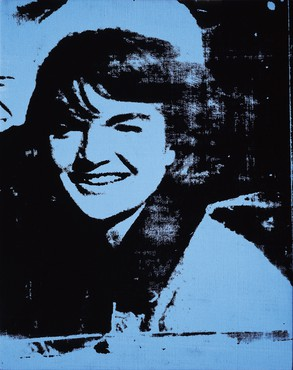 Andy Warhol, Jackie (Smiling), 1964, La Colección Jumex, Mexico © 2017 The Andy Warhol Foundation for the Visual Arts, Inc./Artists Rights Society (ARS), New York