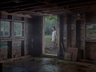 Gregory Crewdson, The Shed, 2013 © Gregory Crewdson