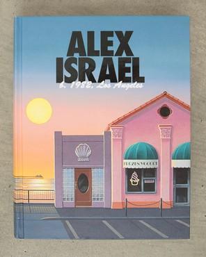Alex Israel, b. 1982, Los Angeles(Dijon, France: Les Presses du Reel, 2017)
