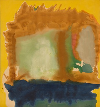 Helen Frankenthaler, Milkwood Arcade, 1963© 2017 Helen Frankenthaler Foundation, Inc./Artists Rights Society (ARS), New York
