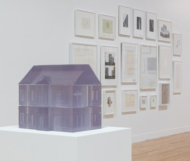 Installation view, Rachel Whiteread, Tate Britain, London, September 12, 2017–January 21, 2018© Rachel Whiteread. Photo by Joe Humphrys
