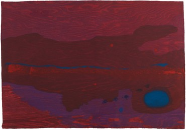 Helen Frankenthaler, Japanese Maple, 2005 © 2017 Helen Frankenthaler Foundation, Inc./Artists Rights Society (ARS), New York/Pace Editions, Inc., New York