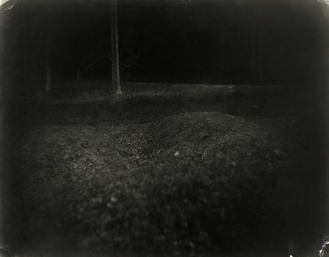 Sally Mann, Battlefield, Untitled, Antietam (Trenches), 2001 © Sally Mann