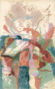 Helen Frankenthaler, Jacob's Ladder, 1957, Museum of Modern Art, New York, gift of Hyman N. Glickstein © 2017 Helen Frankenthaler Foundation, Inc./Artists Rights Society (ARS), New York