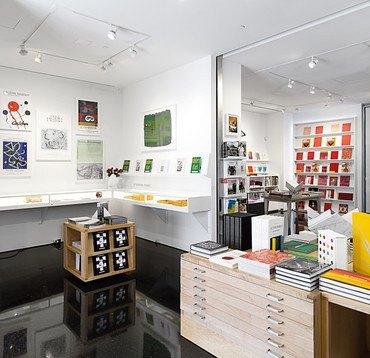 Gagosian Shop, 976 Madison Avenue, New York