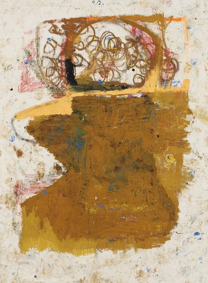 Joe Bradley, Pigpen (#2), 2010