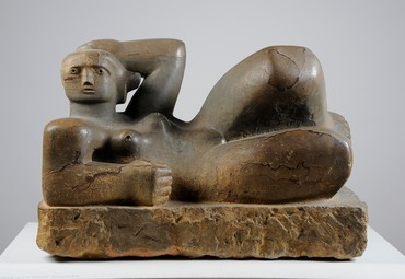 Henry Moore, Reclining Figure, 1929, Leeds Museums & Galleries © The Henry Moore Foundation 2017