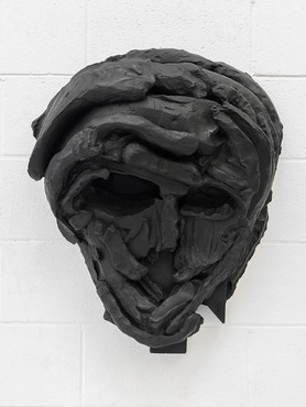 Thomas Houseago, Roman Masks II, 2013 © Thomas Houseago