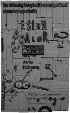 Ellen Gallagher, Esirn Coaler, 2007 © Ellen Gallagher