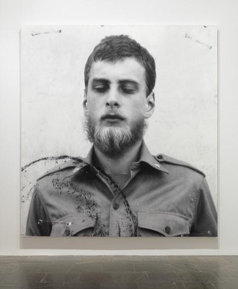 Rudolf Stingel, Untitled (Alpino, 1976), 2006,Pinault Collection© Rudolf Stingel. Photo by Stefan Altenburger