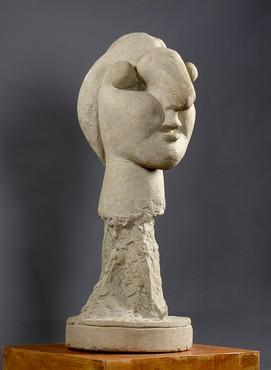 Pablo Picasso, Testa femminile, 1931 © Succession Picasso/SIAE 2019. Photo: Claude Germain