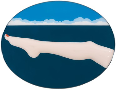 Tom Wesselmann, Seascape #10, 1966 © The Estate of Tom Wesselmann/Licensed by ARS/VAGA, New York
