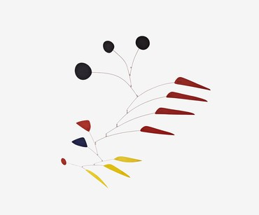 Alexander Calder, Untitled, 1963 © 2018 Calder Foundation, New York/Artists Rights Society (ARS), New York