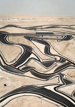 Andreas Gursky, Bahrain I, 2005 © Andreas Gursky/DACS 2018