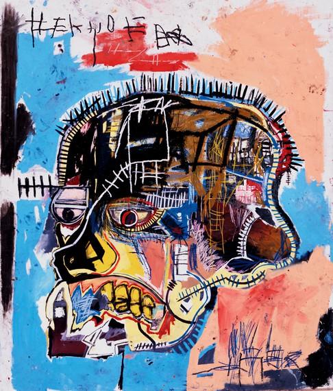 Jean-Michel Basquiat, Untitled, 1981 © Estate of Jean-Michel Basquiat/Licensed by Artestar, New York. Photo: © Douglas M. Parker Studio