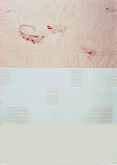 Ellen Gallagher, Untitled (10), 2000 © Ellen Gallagher