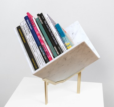 Selection of books published by Gagosian