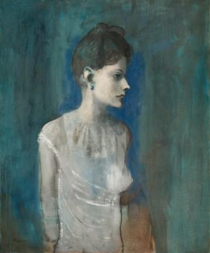 Pablo Picasso, Femme à la chemise, c. 1905, Tate, London © Succession Picasso/ProLitteris, Zürich, 2018