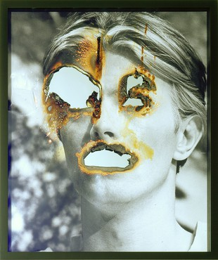Douglas Gordon, Self-Portrait of You + Me (David Bowie), 2007 © Studio lost but found/VG Bild-Kunst, Bonn, 2018