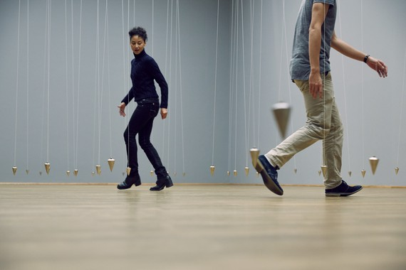 William Forsythe, Nowhere and Everywhere at the Same Time No. 2, 2013 © William Forsythe. Photo: Dominik Mentzos