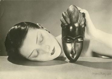 Man Ray, Noire et Blanche, 1926 ©︎ Man RayTrust/Bildrecht, Wien, 2018