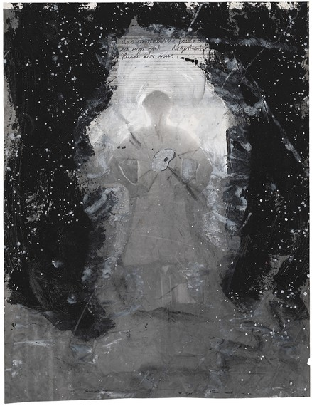 Anselm Kiefer, The Moral Law within Us, The Starry Heavens Above Us, 1969–2010, Tate and National Galleries of Scotland © Anselm Kiefer