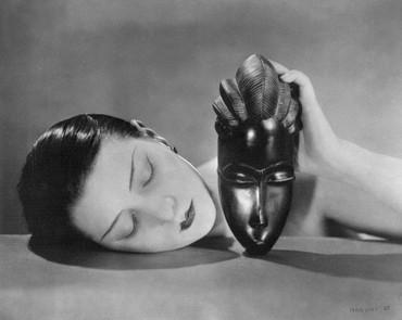 Man Ray, Noire et blanche, 1926, © Man Ray Trust/ADAGP, Paris