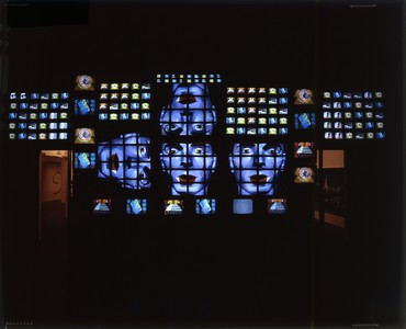 Nam June Paik, Fin de Siecle II, 1989, Whitney Museum of American Art, New York © Nam June Paik Estate