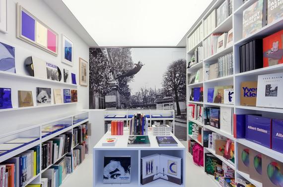 Artwork© Estate of Yves Klein/ADAGP, Paris/ARS, New York 2018