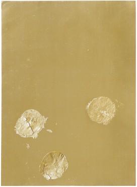 Yves Klein, Triptyque de Krefeld, 1961 (detail) © Estate of Yves Klein/ADAGP, Paris/ARS, New York 2018