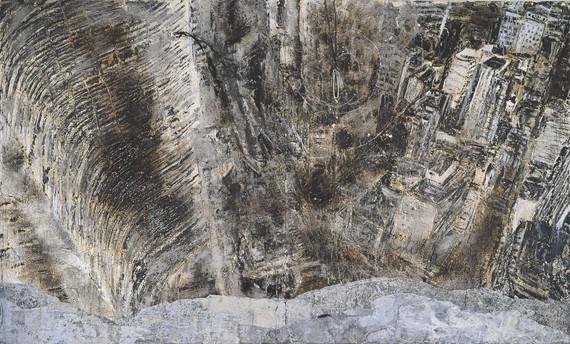 Anselm Kiefer, Barren Landscape, 1987–89 © Anselm Kiefer
