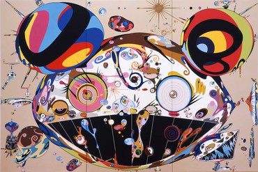 Takashi Murakami, Tan Tan Bo, 2001 © 2001 Takashi Murakami/Kaikai Kiki Co., Ltd. All rights reserved