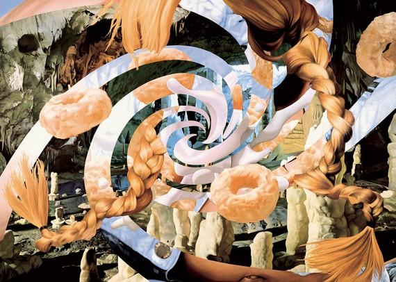 Jeff Koons, Grotto, 2000 © Jeff Koons