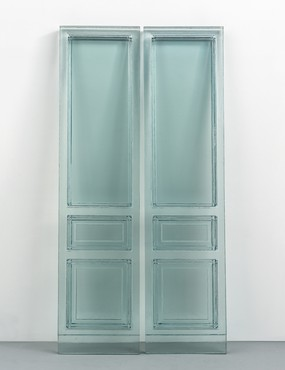 Rachel Whiteread, Due Porte, 2016 © Rachel Whiteread
