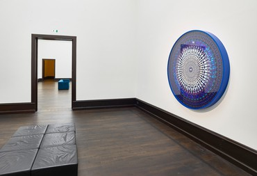 Damien Hirst, Liberation, 2019, installation view, Kunsthalle Bremen, Germany © Damien Hirst and Science Ltd. All rights reserved, DACS 2020