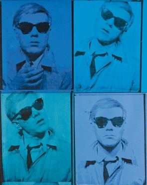 Andy Warhol, Self-Portrait, 1963–64 © The Andy Warhol Foundation for the Visual Arts, Inc./Artists Rights Society (ARS) New York