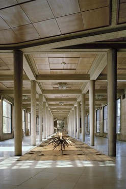 Rendering of Giuseppe Penone's Matrice di linfa (Matrix of Lymph) (2008) in Palais d'Iéna, Paris. Artwork © 2019 Artists Rights Society (ARS), New York/ADAGP, Paris