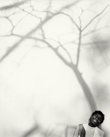 Sally Mann, Tara and Tree Shadow, 1983–85 © Sally Mann