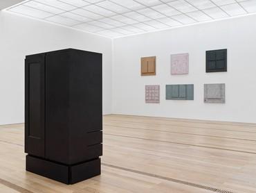 Installation view, Resonating Spaces, Fondation Beyeler, Riehen/Basel, October 6, 2019–January 26, 2020. Artwork © Rachel Whiteread